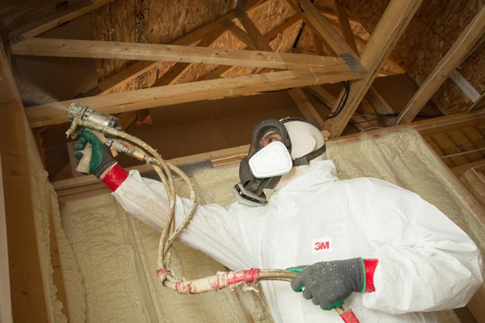 Spray foam insulation leading edge insulation services for Alternatives to spray foam insulation